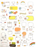 Happy Birthday Planner Stickers - MIMO Pencil Case Shop  - 2