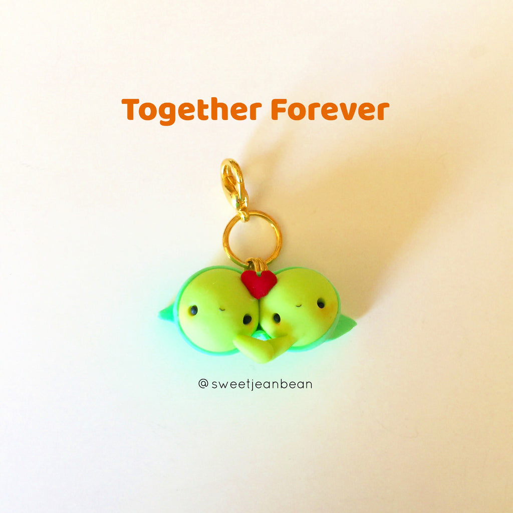 Together Forever Peas in a Pod