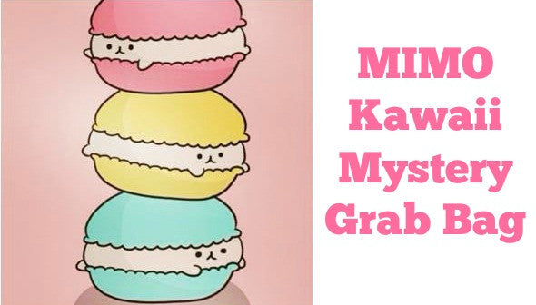 MIMO Kawaii Mystery Grab Bag