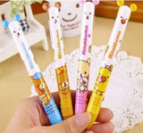 Rilakkuma Retractable Ballpoint Pen - MIMO Pencil Case Shop  - 5