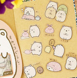 Sumikko Gurashi Sticker Set - MIMO Pencil Case Shop  - 5