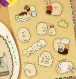 Sumikko Gurashi Sticker Set - MIMO Pencil Case Shop  - 14