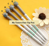 My Totoro Fine Tip Pen - MIMO Pencil Case Shop  - 4