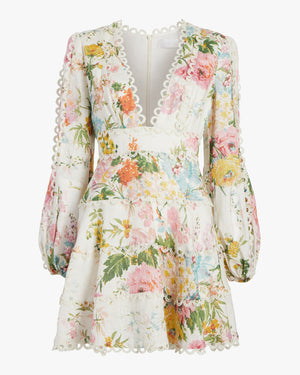 Heathers Lace Floral Dress