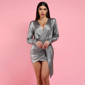 Alvona Wrap Dress