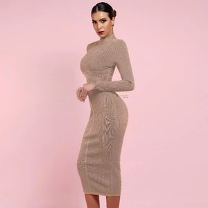 Carrera Bandage Dress