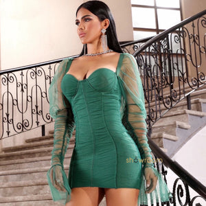 Ivy Bandage Dress