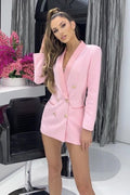 Barbie Blazer Dress