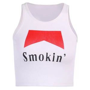 Smokin Crop Top