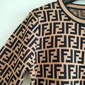 F Long Sleeve Top