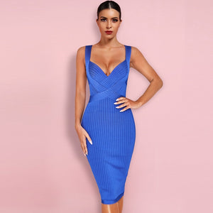 Sasheen Bandage Dress