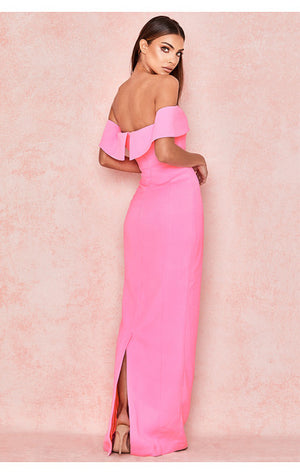 Shelby Bandage Maxi Dress