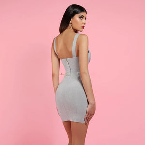 Luisa Bandage Dress