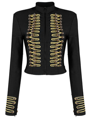 Soldier Bandage Jacket