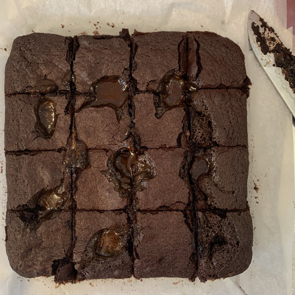 That Chocolate Brownie Recipe! | Bluebells Cakery