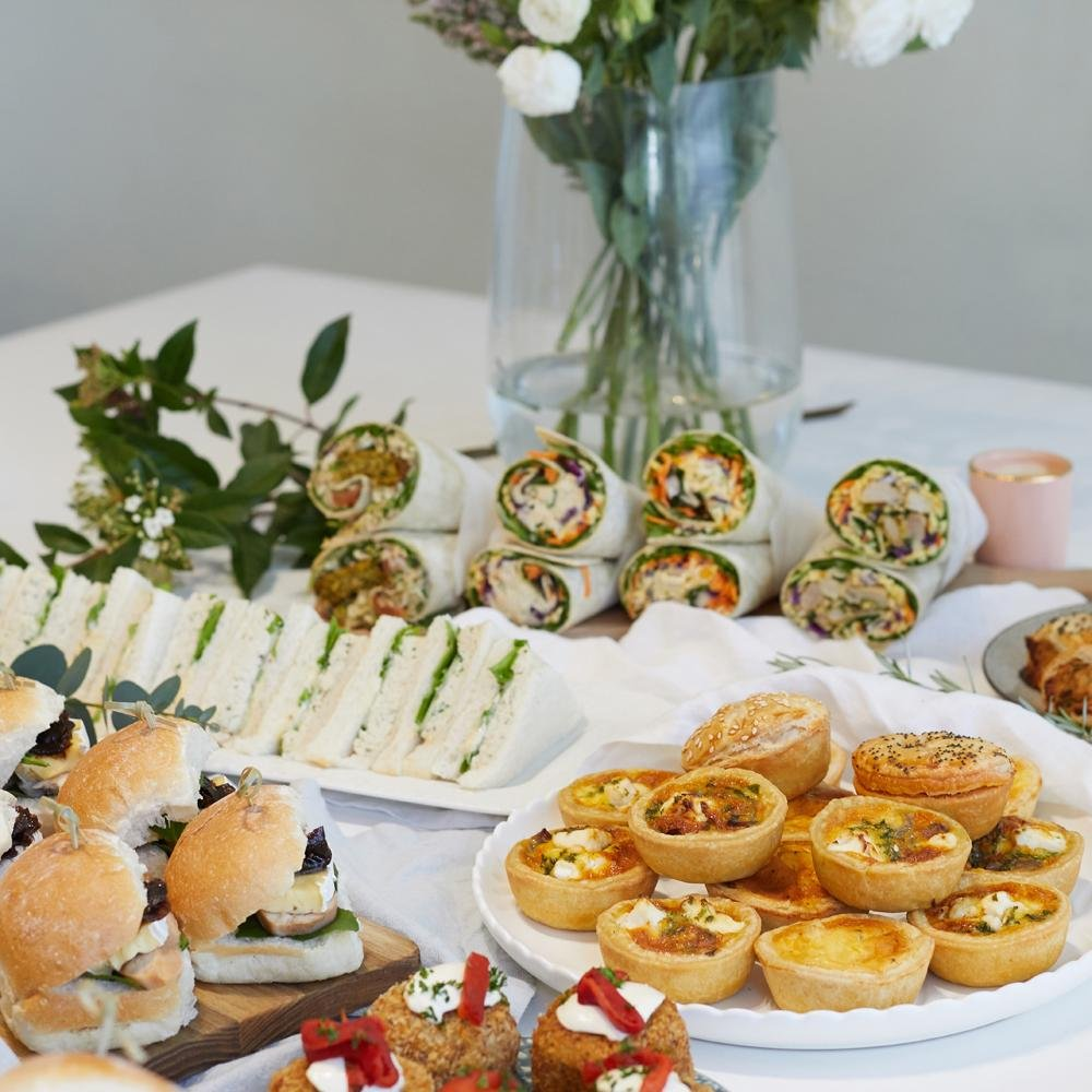 Savoury Catering | Bluebells Cakery