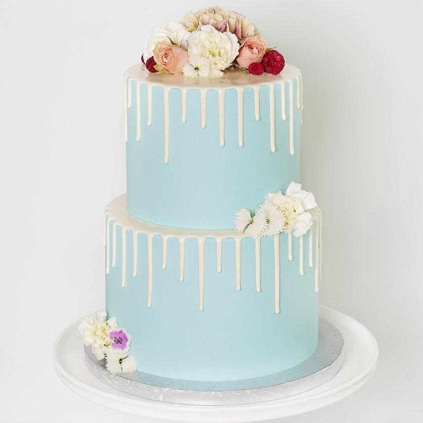 Tiered Cakes | Bluebells Cakery