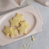Festive Gift Box - Lemon Shortbread Star