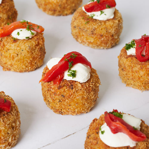 Mini Potato Hash Cakes (vege) x 12