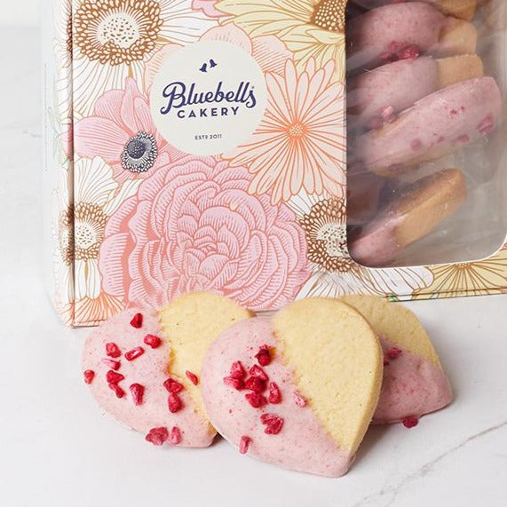 Gift Box - Shortbread Hearts