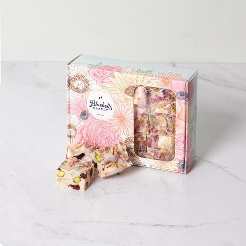 Gift Box - White Chocolate Rocky Road - Bluebells Cakery