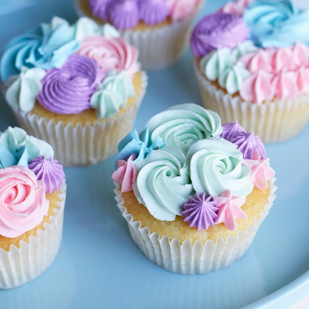 Kids Cupcake Decorating Class - Bluebells Cakery