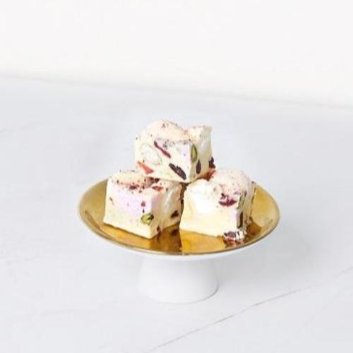 Rocky Road - White Chocolate (gf) - Bluebells Cakery