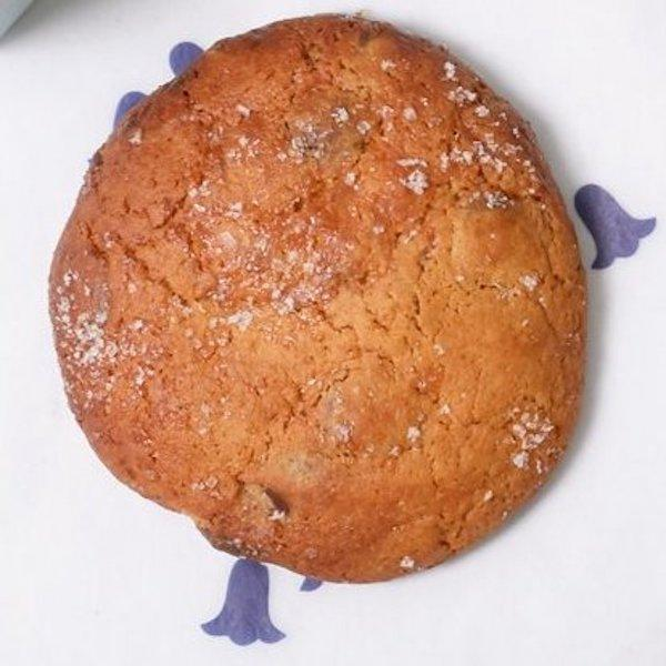 Salted Caramel & Chocolate Chip Cookie - Bluebells Cakery
