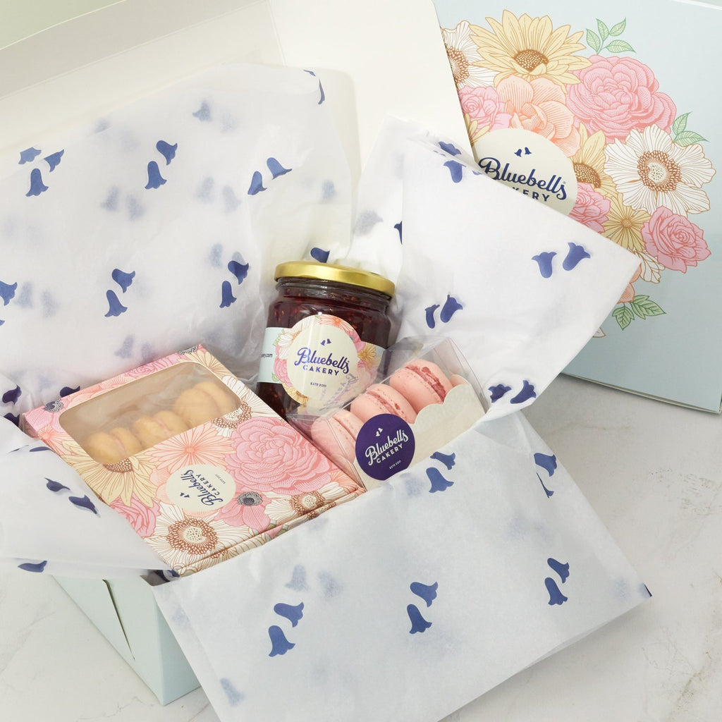 Selection Box - Small - Bluebells Cakery