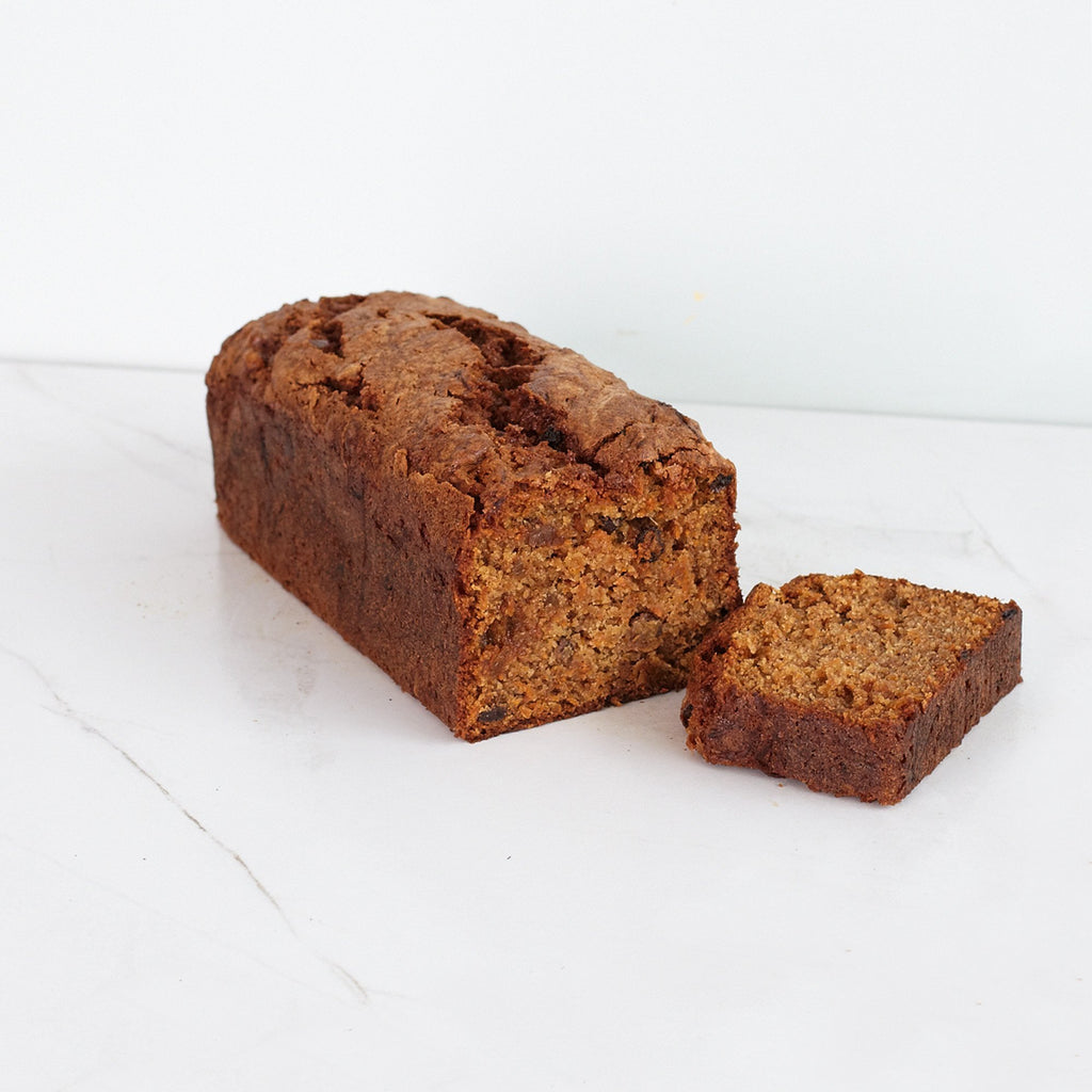 Whole Tea Loaf - Carrot (df/gf) - Bluebells Cakery