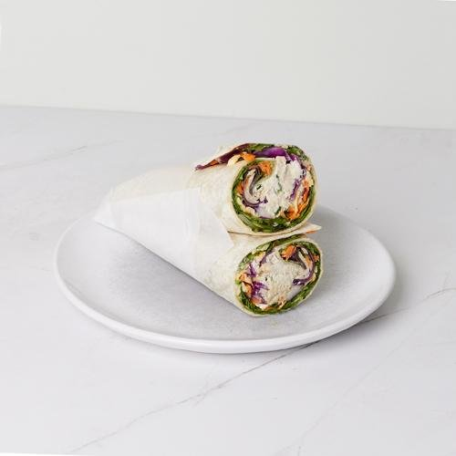 Wraps - Free Range Chicken & Mayo - Bluebells Cakery