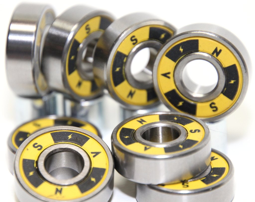 Than to grease the bearing