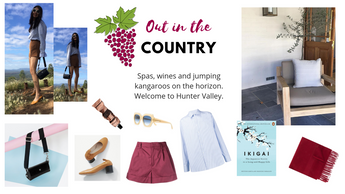 Holiday Edit: Out in the country