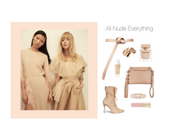 All Nude Everything