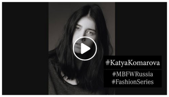 Episode 3 of #FashionSeries by MBFW Russia