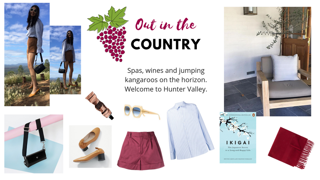 Hunter valley getaway