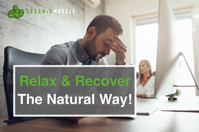 Relax & Recover The Natural Way