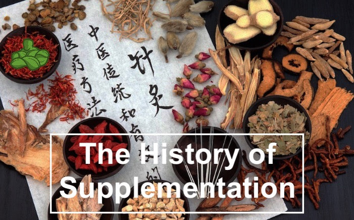 The History of Supplementation