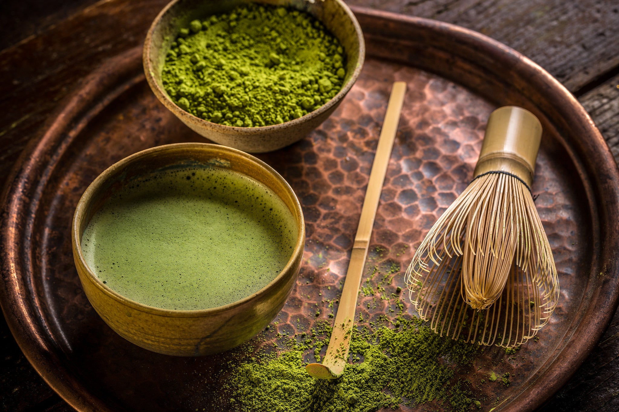 Ingredient Showcase: Matcha Green Tea