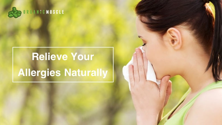 Relieve Your Allergies Naturally