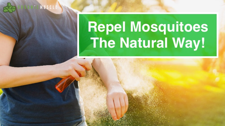 Repel Mosquitoes The Natural Way!