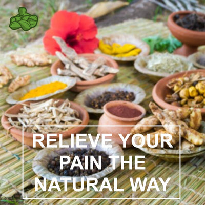Relieve Your Pain The Natural Way!