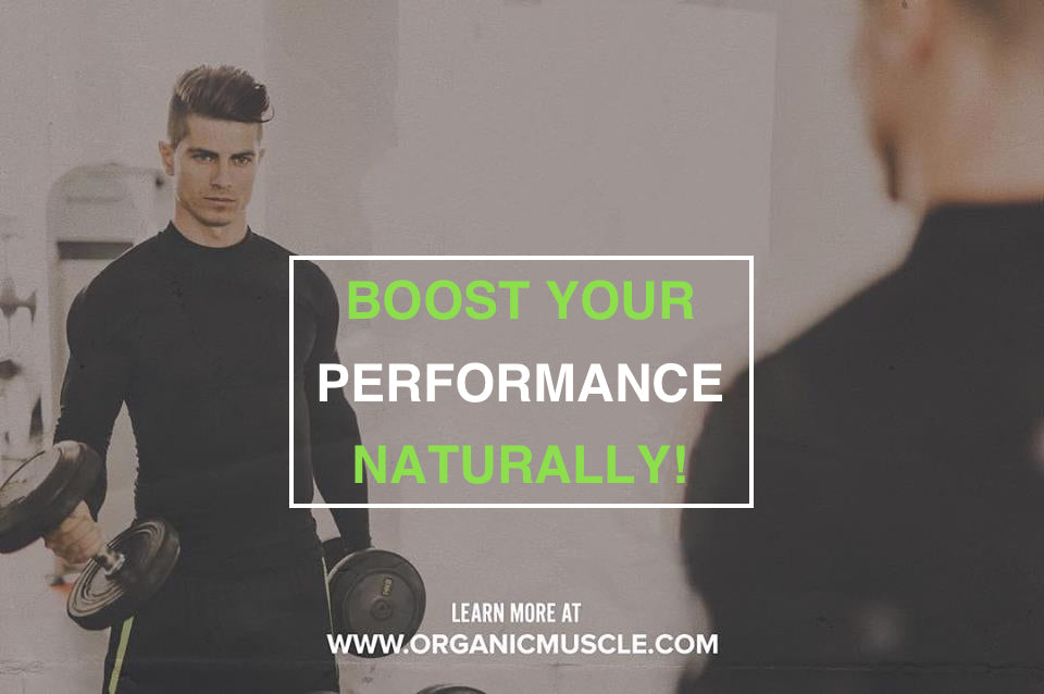 Boost Your Performance Naturally!