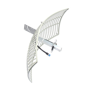 MR Parabolic Antenna 900mhz + 1800mhz - Signal Booster South Africa  - 2