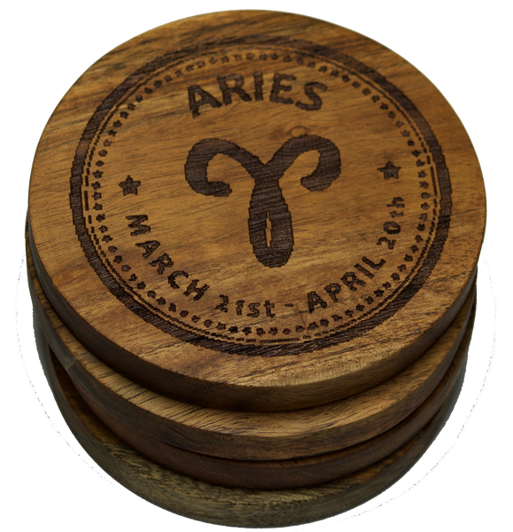 Aries Coasters (Zodiac)