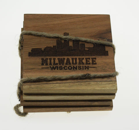 Milwaukee, Wisconsin Skyline Coasters
