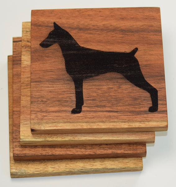 Doberman (Dog) Coasters