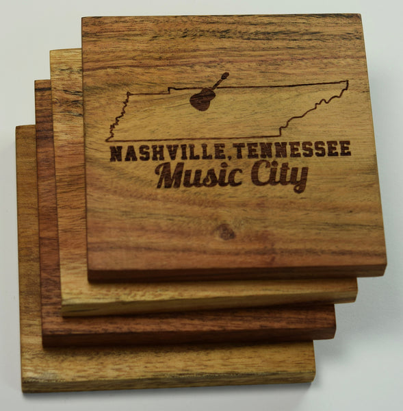 Nashville Tennessee Music City Coasters