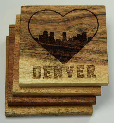 I Love Denver, Colorado Coasters