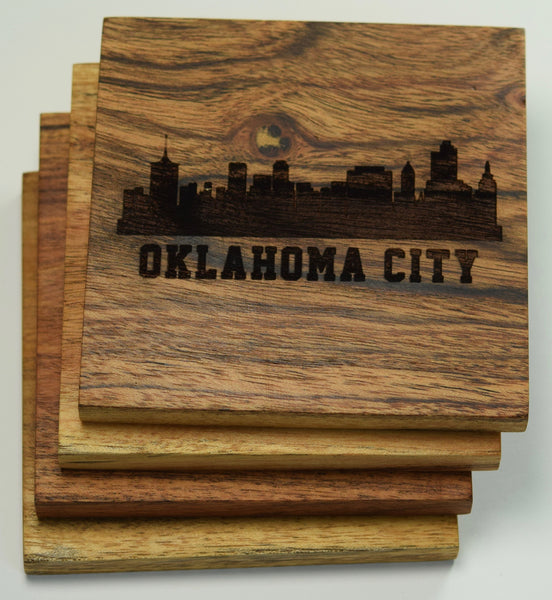 Oklahoma City Skyline Coasters